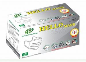 KHẨU TRANG Y TẾ HELLO MASK (4 lớp than hoạt tính)